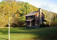 gladie creek cabin oldest structure in the red river gorge Cabins In Kentucky Mountains