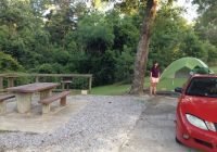 great campsite picture of paul b johnson state park hattiesburg Paul B Johnson State Park Cabins