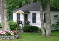hansoms motel cottages bar harbor family cottages Cabins In Bar Harbor Maine