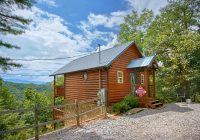 honeymoon cabin in wears valley private cabin in wears valley Gatlinburg 1 Bedroom Cabins