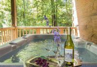 hot springs log cabins nc mountain cabin rentals Asheville Nc Cabins With Hot Tubs