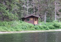 how to rent a public use cabin do it yourself alaska fly fishing Alaska Forest Service Cabins