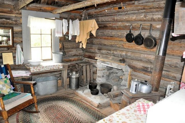 Permalink to Elegant Hunting Cabins Interior Rustic Ideas