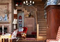 hunting lodge oxford maryland rustic staircase dc hunting cabin Hunting Cabins Interior Rustic