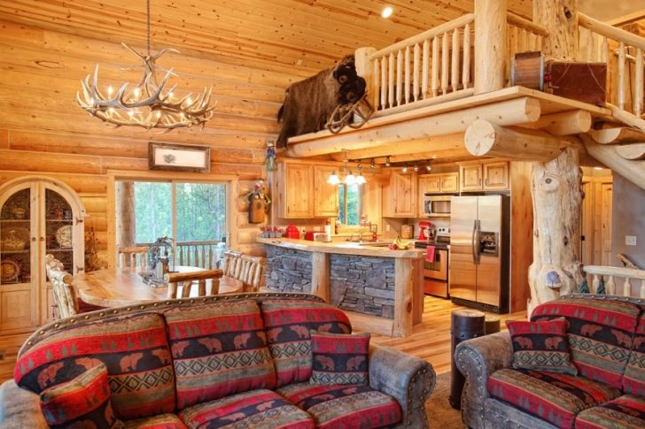 Permalink to Cozy Rustic Cabin Interior Design