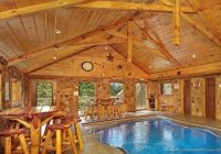 indoor pool cabin rentals pigeon forge tn smoky mountain dream Cabins In Gatlinburg With Pool