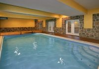 indoor pool lodge large pigeon forge cabin sleeps 28 Gatlinburg Cabins With Private Indoor Pools
