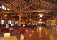 lake lodge interior picture of lake lodge cabins yellowstone Cabins Yellowstone National Park