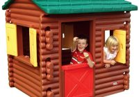 little tikes log cabin Little Tikes Cabin Playhouse