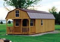lofted cabin storage sheds portable cabins portable garages for sale Lofted Barn Cabin For Sale