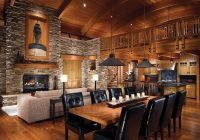 log cabin interior design 47 cabin decor ideas Rustic Log Cabin Interiors