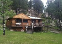 lost bison cabin a great place to stay custerblack hills and Black Hills South Dakota Cabins