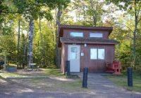 mclain state park campground updated 2019 reviews hancock mi Michigan State Parks Cabins