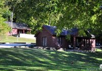 montauk state park of missouri explore the ozarks Missouri State Park Cabins