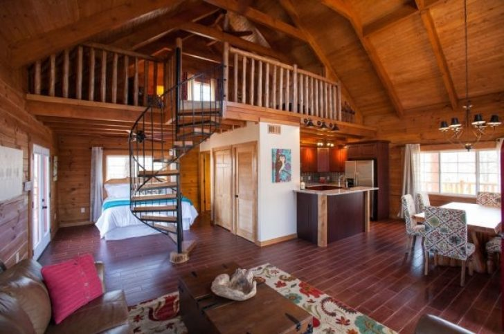 Permalink to Cozy Treehouse Cabins In Branson