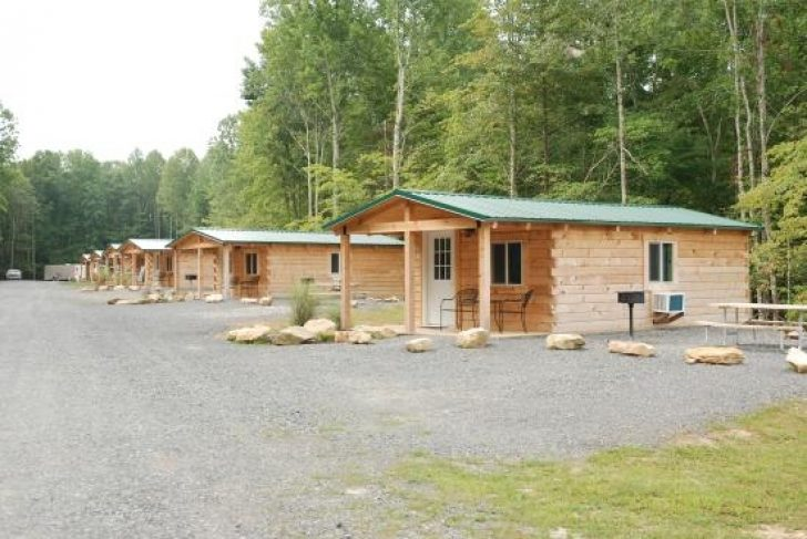 Permalink to Best Mountain Lake Campground And Cabins
