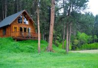 newton fork ranch well appointed fully furnished black hills Black Hills South Dakota Cabins