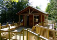 onaway state park michigan Michigan State Parks With Cabins