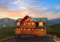 one bedroom cabins in gatlinburg pigeon forge tn Cabins In Smokey Mountains