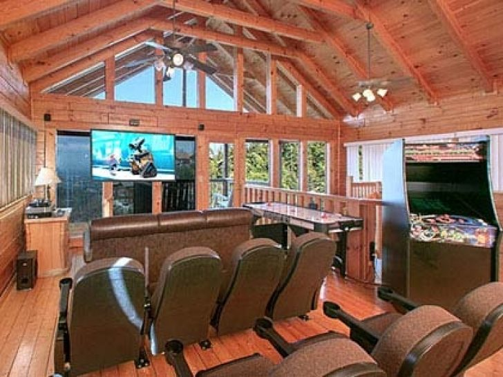 Permalink to Stunning Gatlinburg 1 Bedroom Cabins