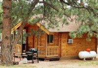 one of their camping cabins picture of mountaindale cabins rv Cabins Near Colorado Springs