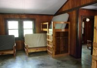 organized group camp missouri state parks Mark Twain State Park Cabins