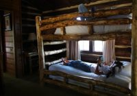 our cabin bunk beds picture of grand canyon lodge north rim North Rim Grand Canyon Cabins