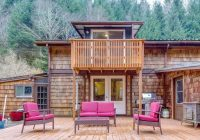 peaceful creekside cabin for two next to redwoods national park Redwood National Park Cabins