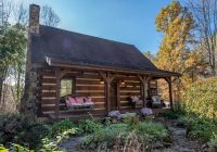 pet friendly log cabin in the heart of hocking hills on 10 secluded Hocking Hills Cabins Review