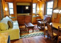 photo tour of a refurbed cabin at disneys fort wilderness resort Fort Wilderness Lodge Cabins