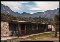 picturephoto guestrooms chisos mountain lodge big bend national park Big Bend National Park Cabins