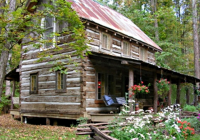 places to stay Brown County Cabins Indiana