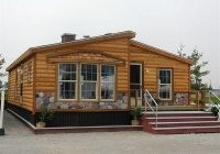 posts related mobile homes look like log cabins bestofhouse kaf Double Wide Mobile Homes That Look Like Log Cabins