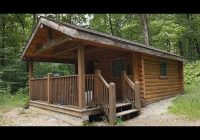 review of ohiopyle camper cabins youtube Ohiopyle State Park Cabins