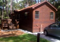 review the cabins at disneys fort wilderness resort Disney World Wilderness Cabins
