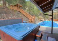 riverside rural holiday cabin in estes park Cabins In Estes Park With Hot Tubs