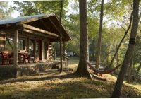 riverview cabin with patio picture of lindseys resort heber Heber Springs Arkansas Cabins
