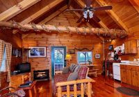 romantic hocking hills log cabin in the woods whot tub 2019 room Hocking Hills Cabins With Hot Tub