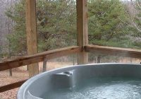 romantic honeymoon cabin suite near old mans cave Cabins With Hot Tubs In Ohio