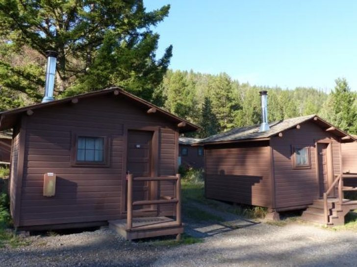 Permalink to Gorgeous Cabins Yellowstone National Park Inspirations
