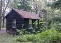 rustic cabin 8 picture of promised land state park greentown Pa State Parks With Cabins