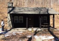 rustic cabin picture of worlds end state park forksville Worlds End State Park Cabins