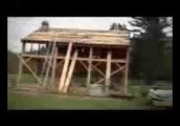 sargent movie 20×30 cabin timelapse 1200 square foot post and beam 20×30 Prefab Cabin On Youtube
