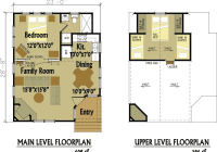 small cabin designs with loft small cabin floor plans Small Cabin House Plans Loft