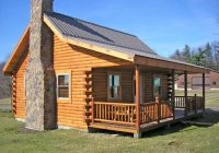 small cabin homes with lofts the union hill log cabin 800 square Small Log Cabins With Loft