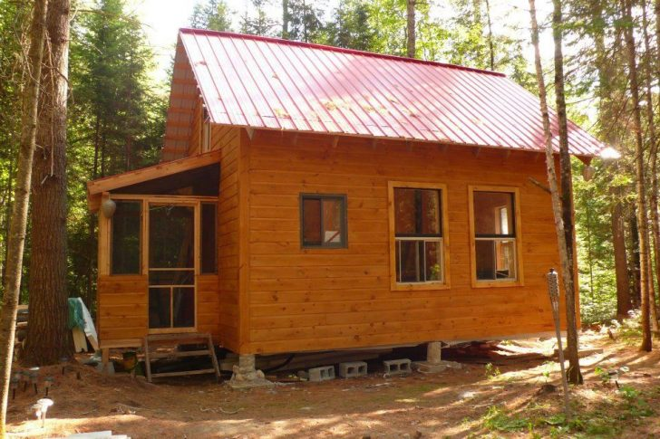 Permalink to Gorgeous Cost To Build A Small Cabin Gallery