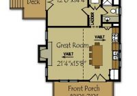 small cabin plan with loft small cabin house plans Cabin Home Plans With Loft