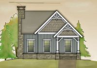 small cottage floor plan with loft small cottage designs Plans For Small Cabins With Loft