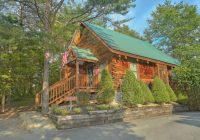smoky mountain cabin for honeymoons wildflower haven 1 Bedroom Cabins In Gatlinburg Tn