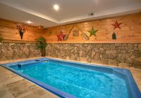 smoky mountain village cabin with private pool Smoky Mountain Cabins With Private Pools